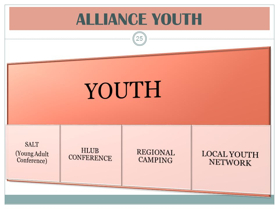 ALLIANCE YOUTH 25