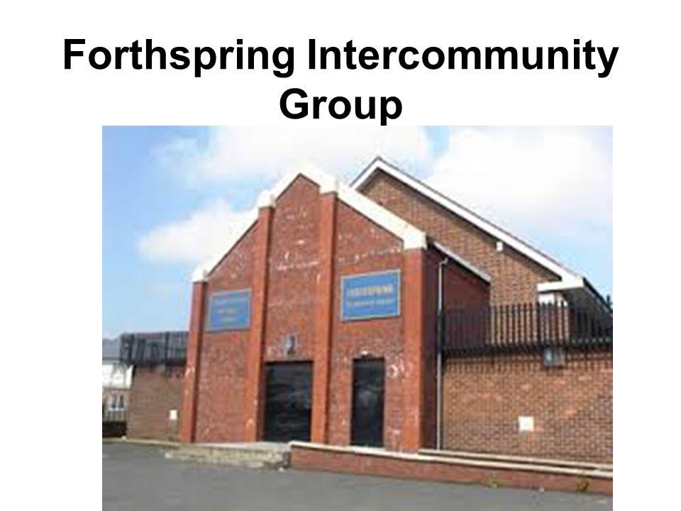 February Mission Study Belfast, Ireland, Forthspring Intercommunity Group