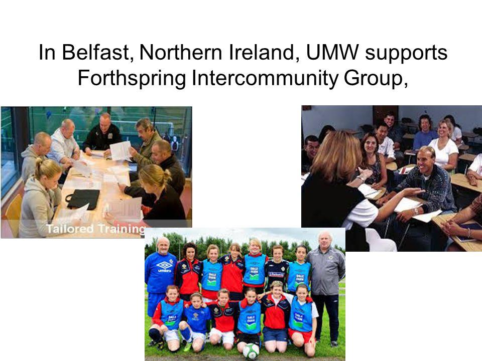 Forthspring Intercommunity Group