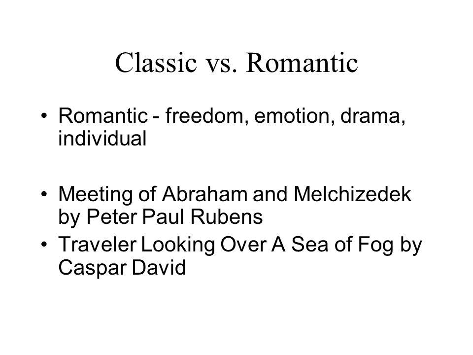 Classic vs.