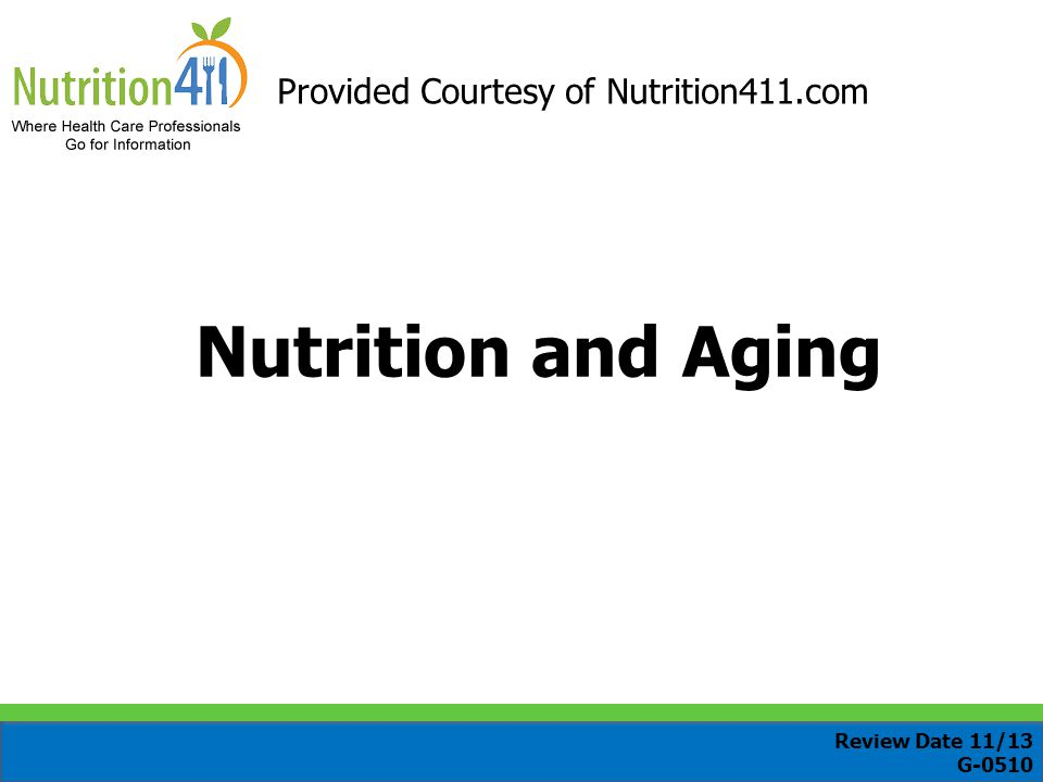 Changes in body composition Physiological Changes Associated With Aging