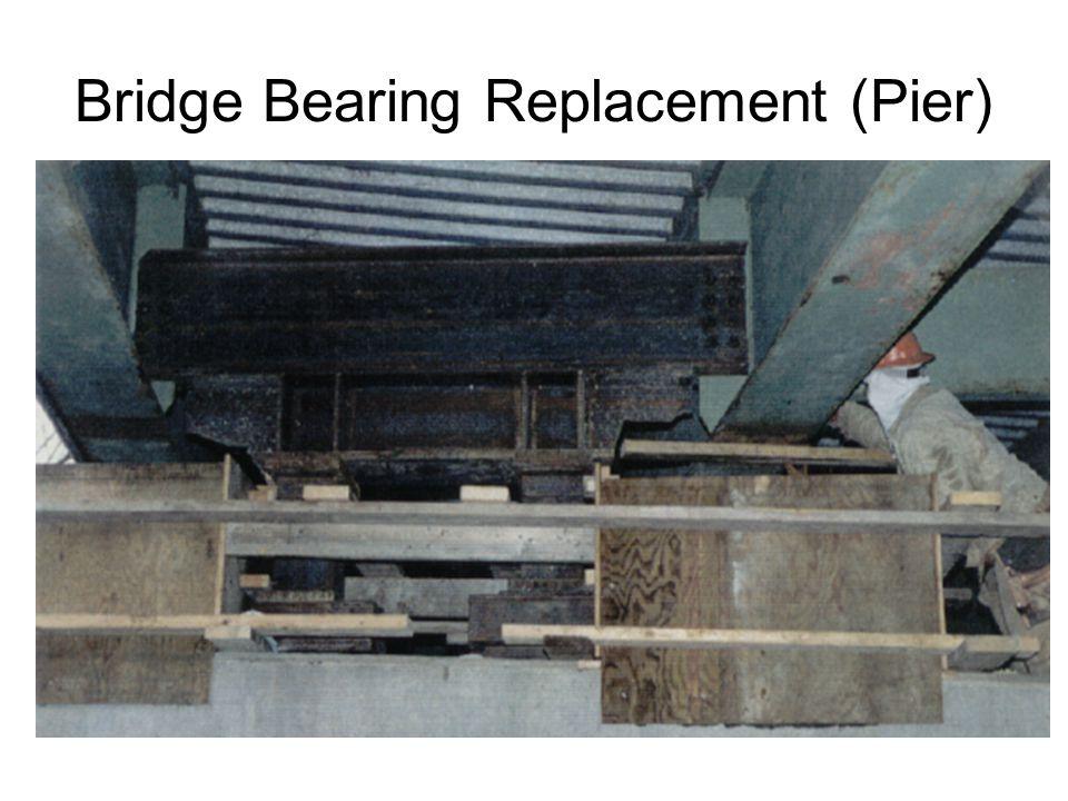 Bridge Bearing Replacement (Pier)