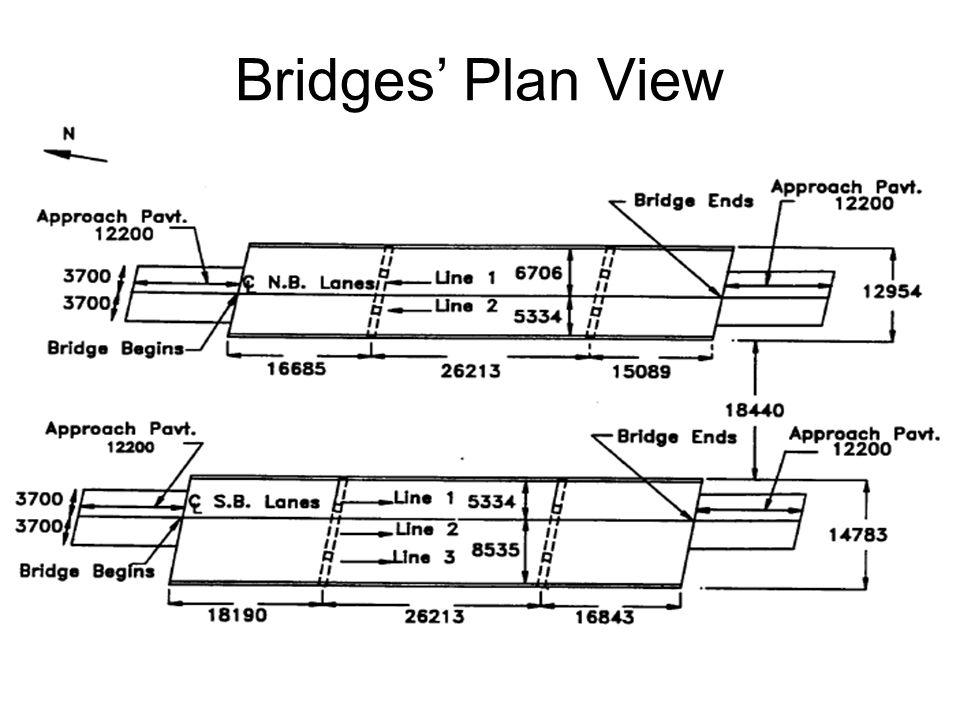 Bridges' Plan View