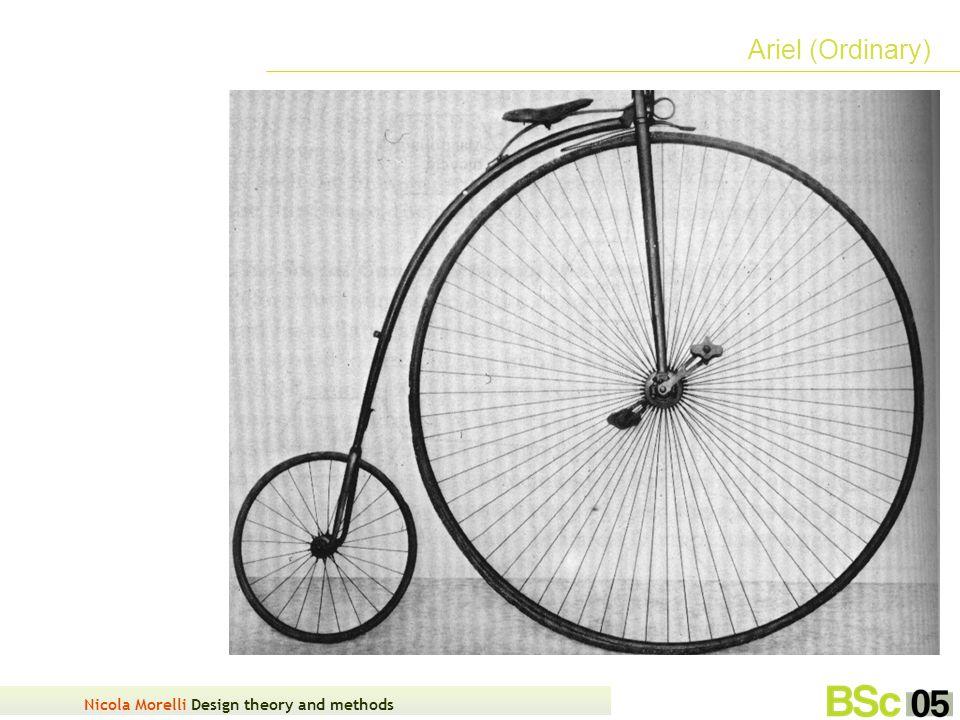 Nicola Morelli Design theory and methods Ariel (Ordinary)