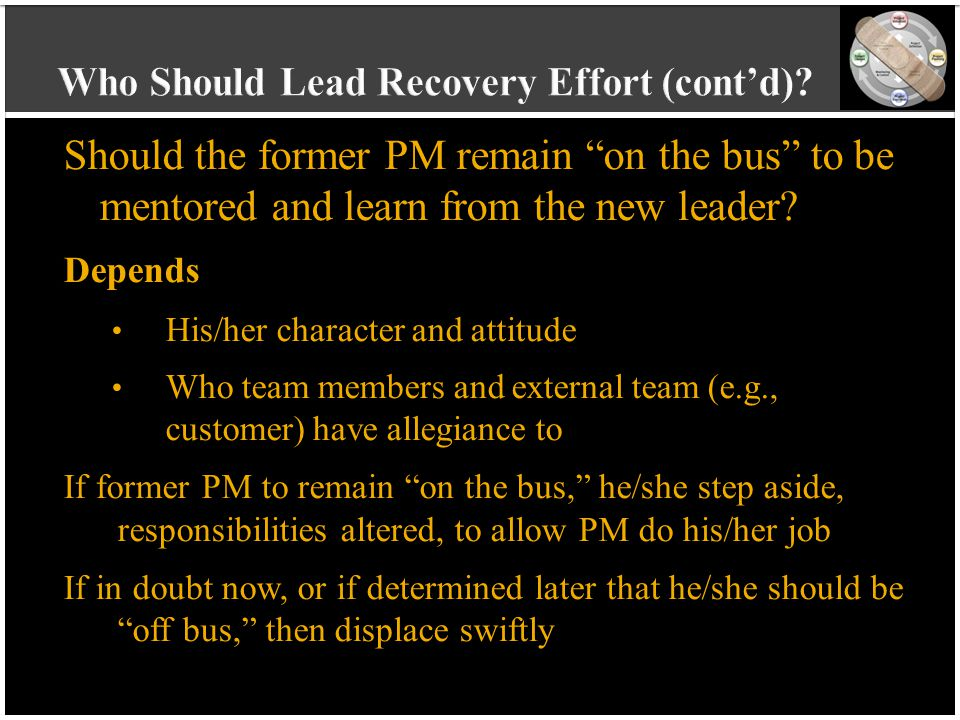 "vvvvvvvvvv vvvvvvvvvv vvvvvvvvvv vvvvvvvvvv v Should the former PM remain ""on the bus"" to be mentored and learn from the new leader? Depends His/her c"