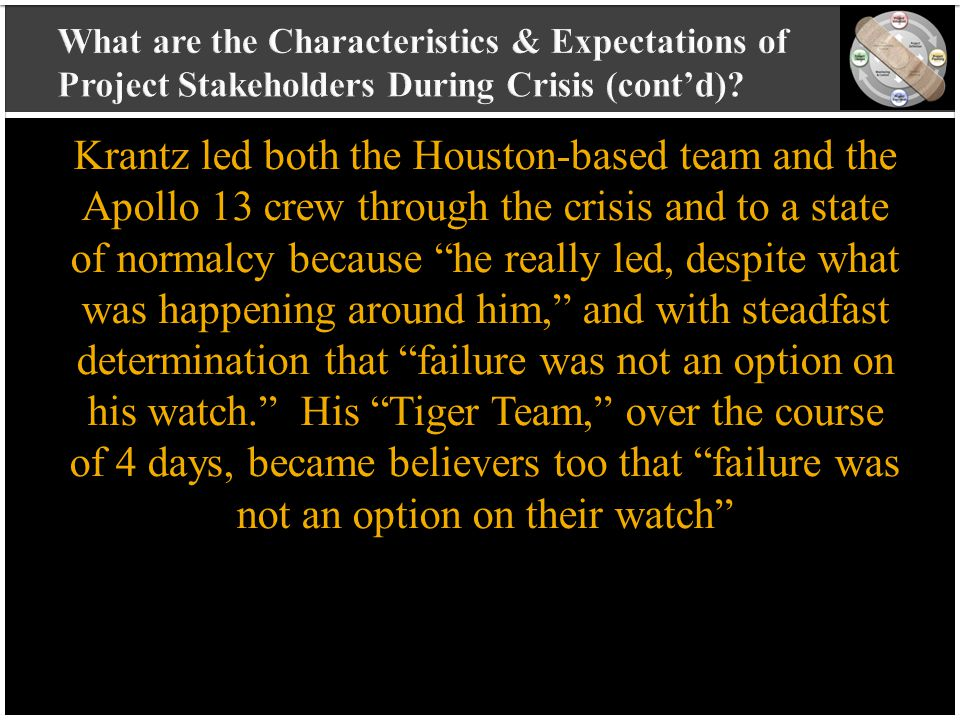 vvvvvvvvvv vvvvvvvvvv vvvvvvvvvv vvvvvvvvvv v Krantz led both the Houston-based team and the Apollo 13 crew through the crisis and to a state of norma