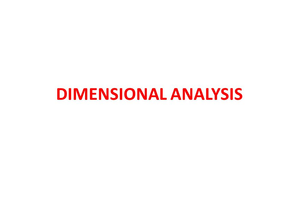 What it is: In science, dimensional analysis is a tool to find or check relations among physical quantities by using their dimensions.