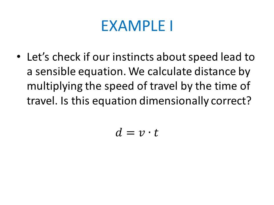 EXAMPLE IV