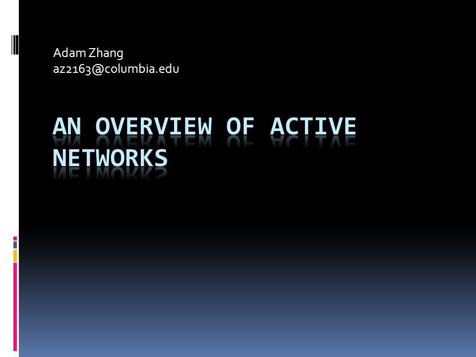 Adam Zhang az2163@columbia.edu