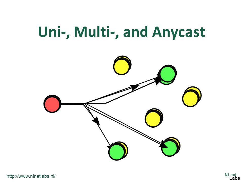 http://www.nlnetlabs.nl/ NLnet Labs Uni-, Multi-, and Anycast