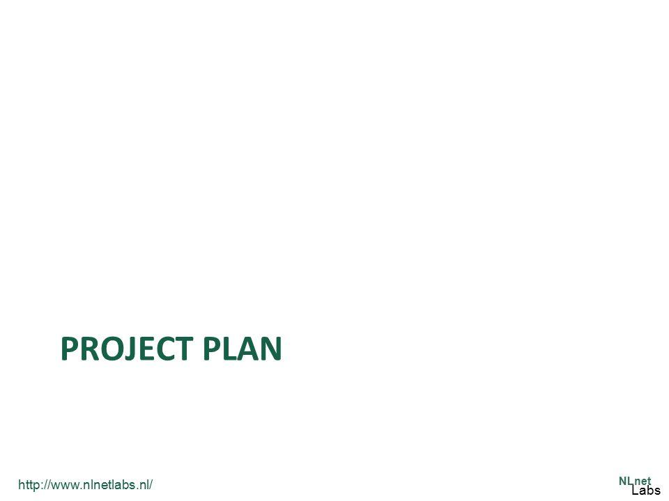 http://www.nlnetlabs.nl/ NLnet Labs PROJECT PLAN