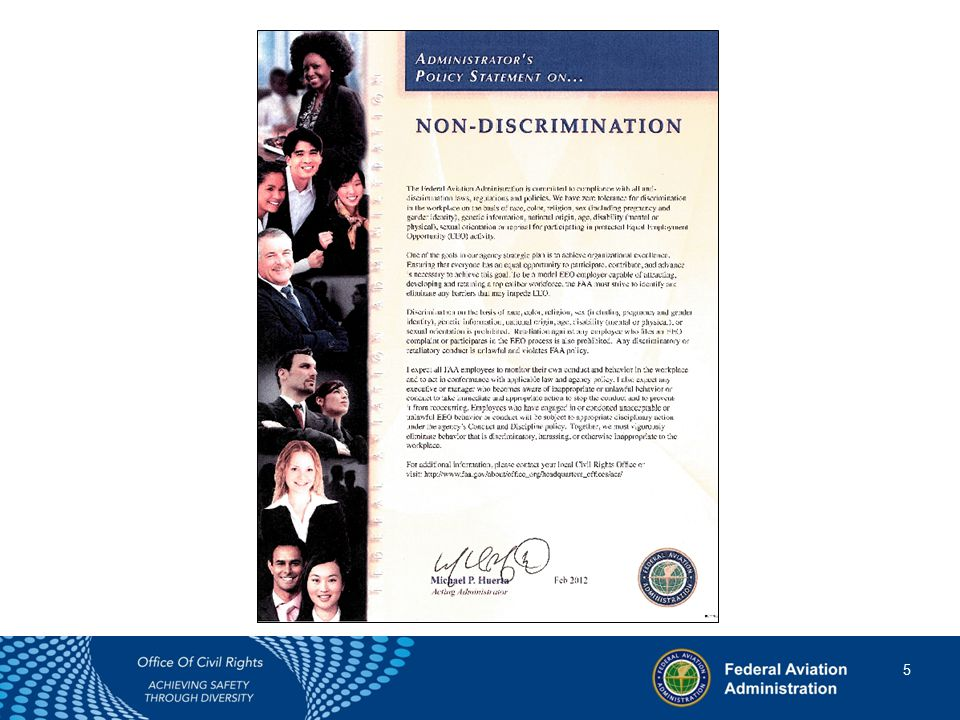 36 36 EEO Training The Office of Civil Rights is available to conduct EEO training on a variety of subjects and in a variety of training modes.