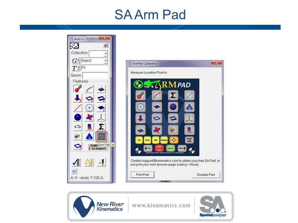 SA Arm Pad
