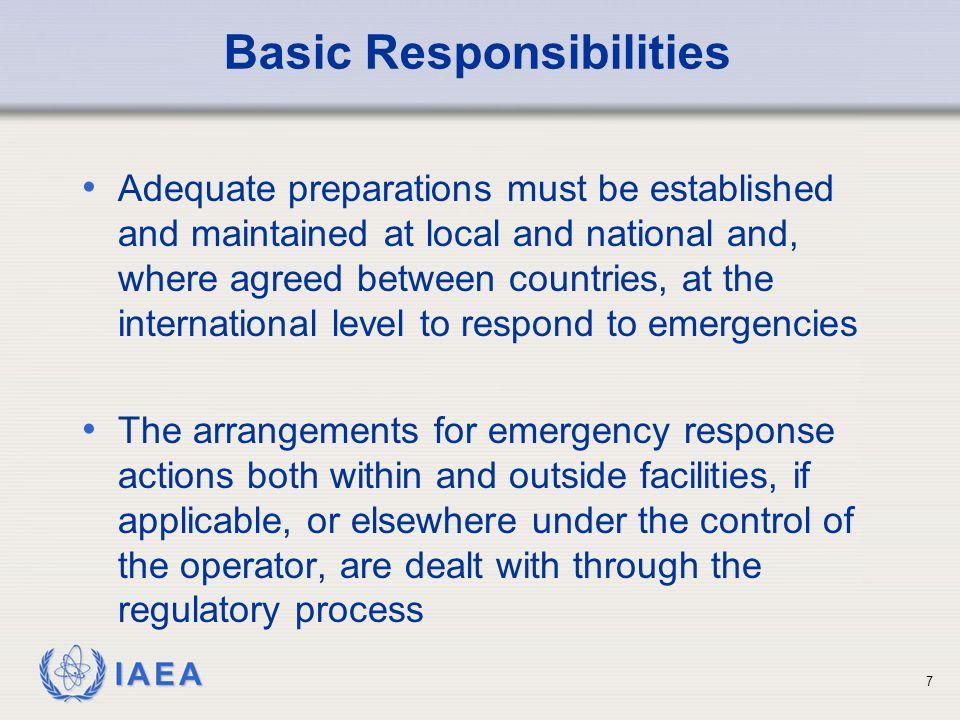 IAEA Integrated Planning Concept 38
