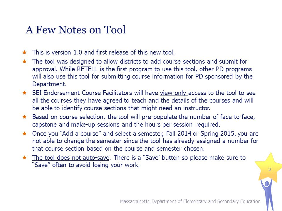 A Few Notes on Tool  This is version 1.0 and first release of this new tool.