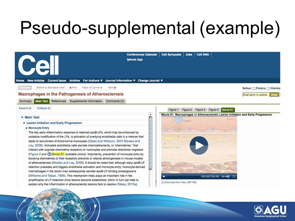 Pseudo-supplemental (example)
