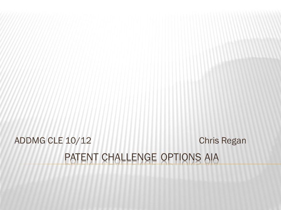 ADDMG CLE 10/12 Chris Regan