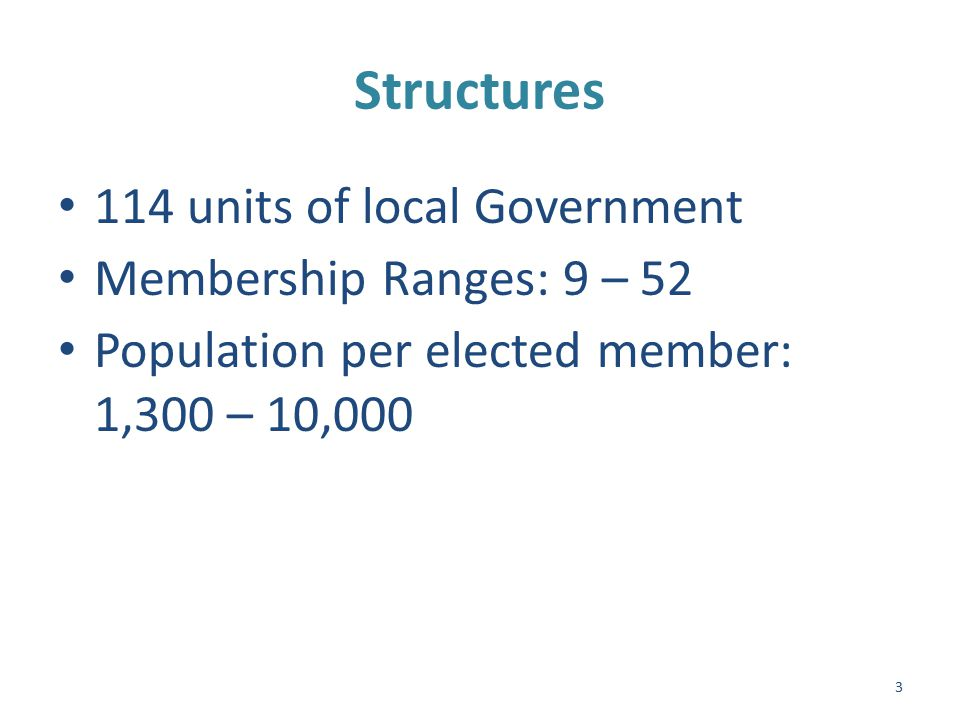 Sources of Local Authority Income 4