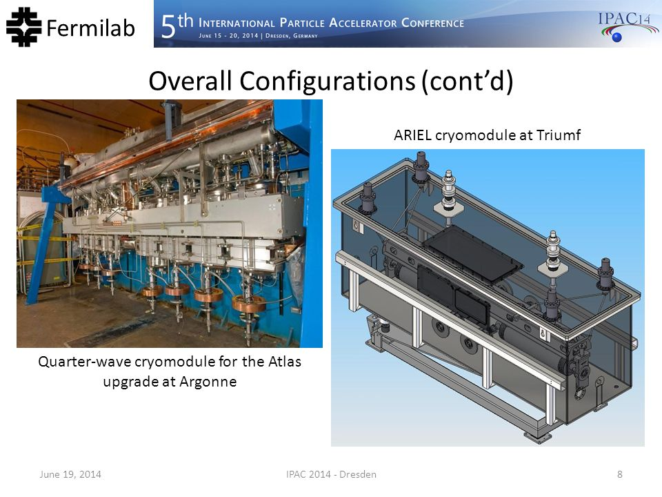 Fermilab Thermal Shields and Insulation (cont'd) June 19, 2014IPAC 2014 - Dresden19 ILC cryomodule shields and MLI Thermal shield bowing
