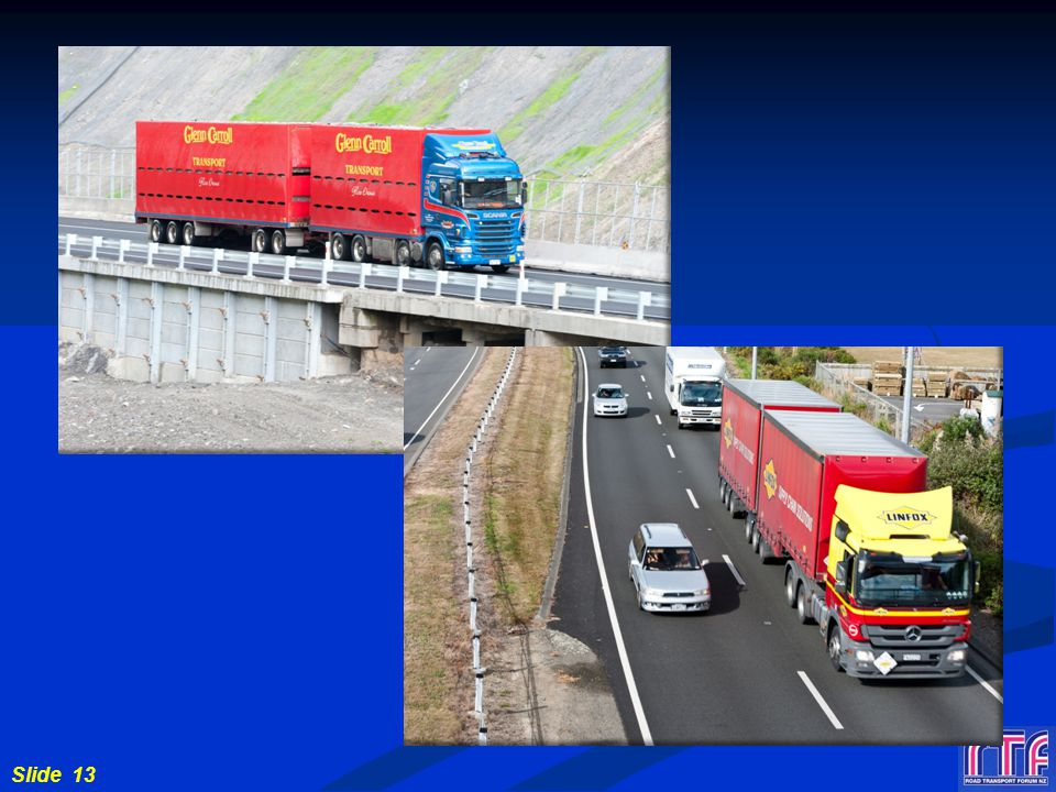 Slide 14 HPMV Route investment 2012-15 50% of the total freight task is carried on 95% of network.