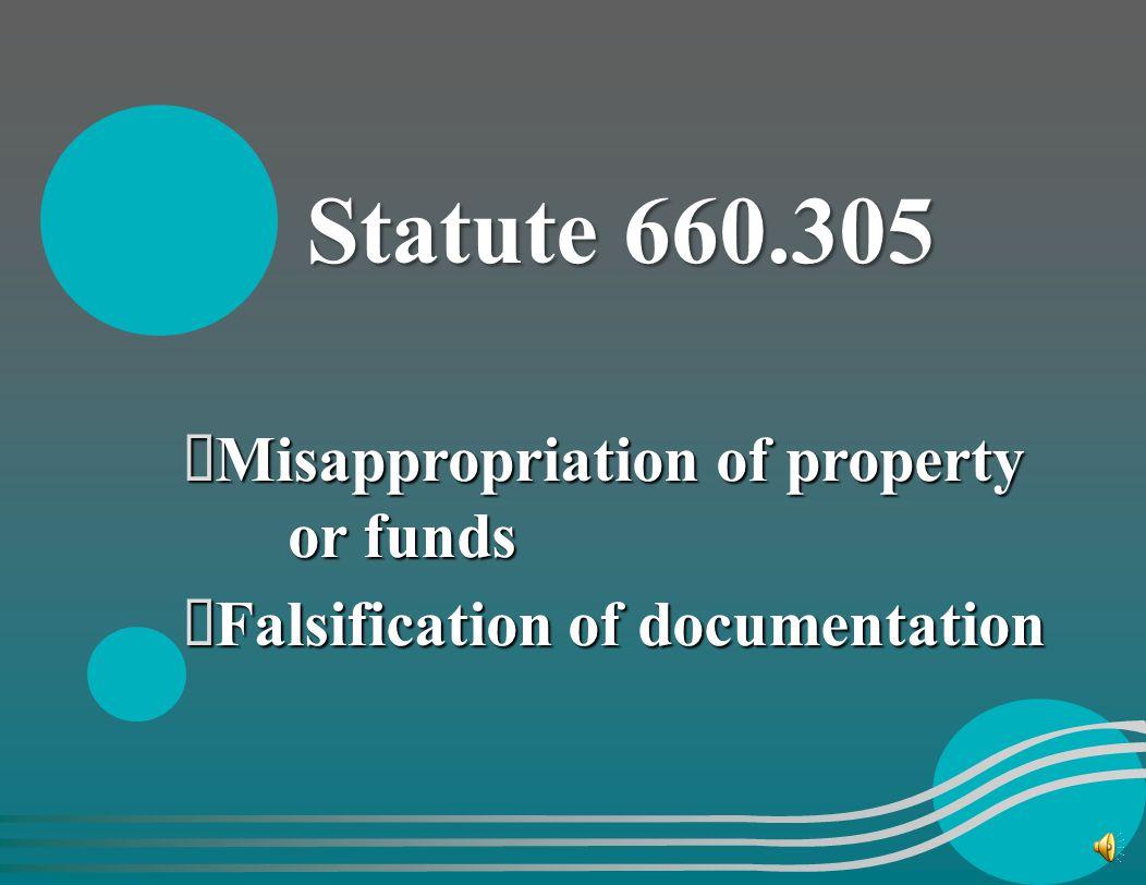 660.300 continued  Reporter Immunity  Prohibition of Retaliation  Penalties  EDL Mandate