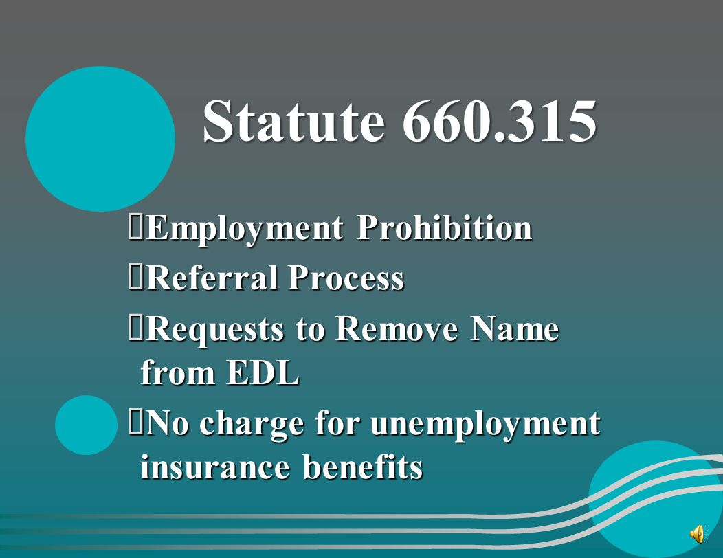  Misappropriation of property or funds  Falsification of documentation Statute 660.305