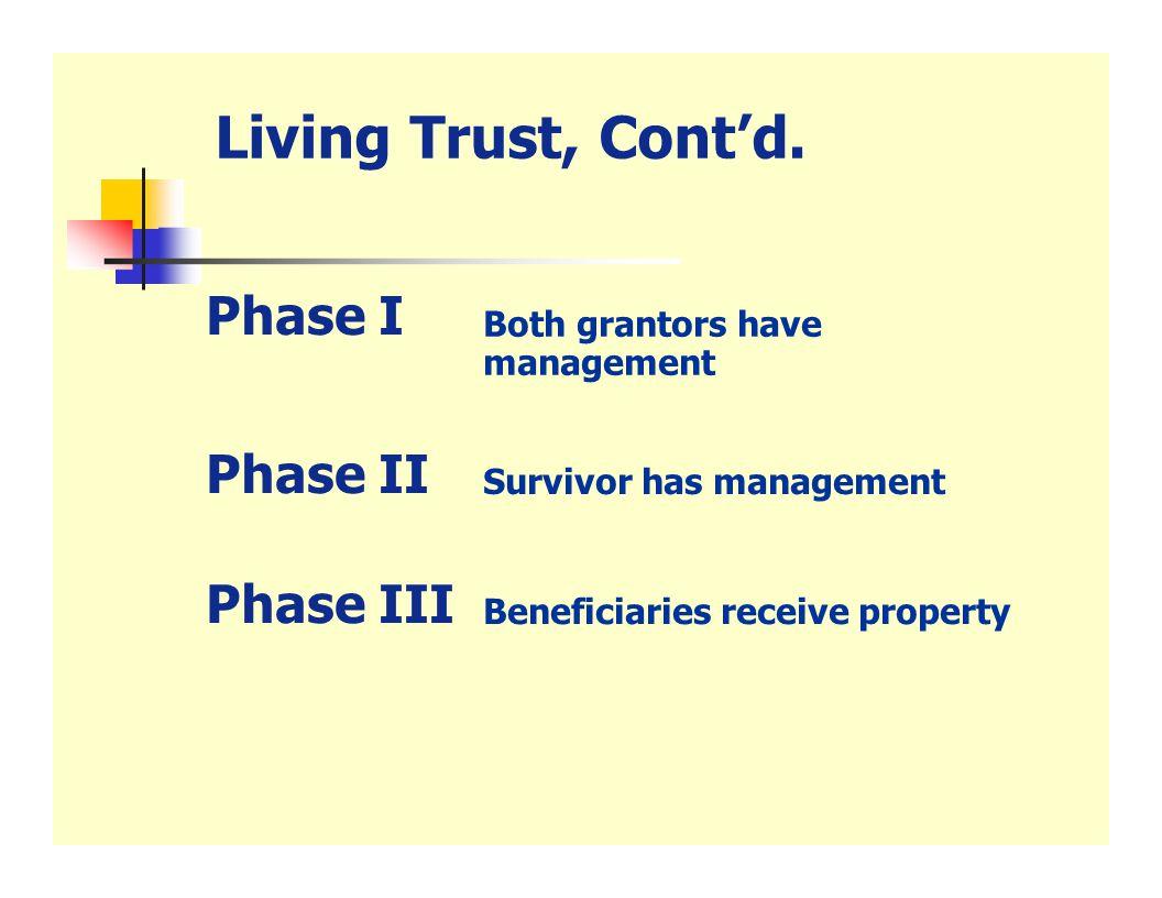 Funding the Trust Real Estate Bank Accounts Stocks BondsPlan of Distribution All property