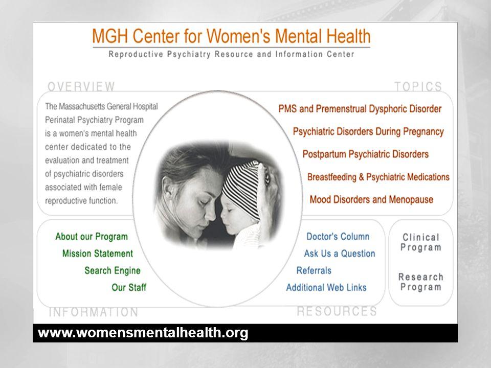 www.womensmentalhealth.org