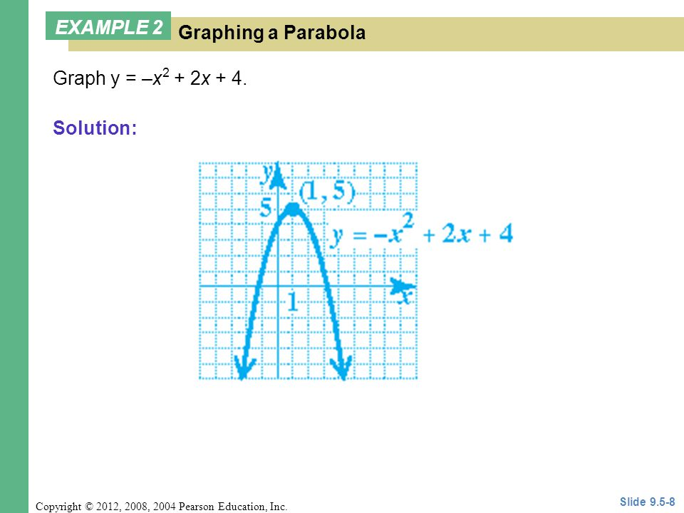 Copyright © 2012, 2008, 2004 Pearson Education, Inc.