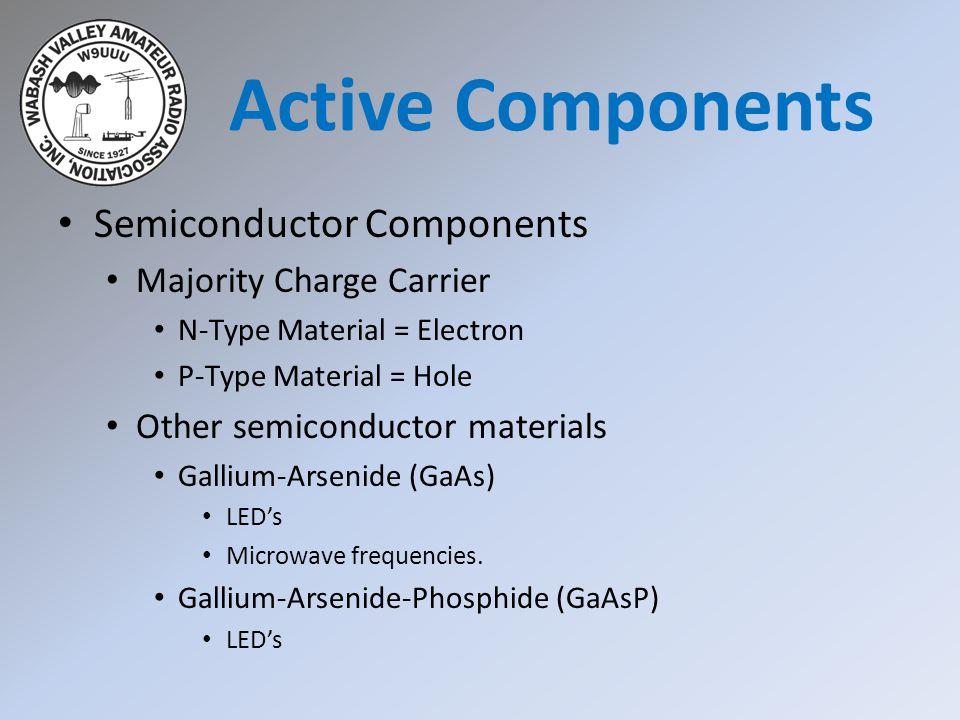 Semiconductor Components Bipolar Transistors Active Components