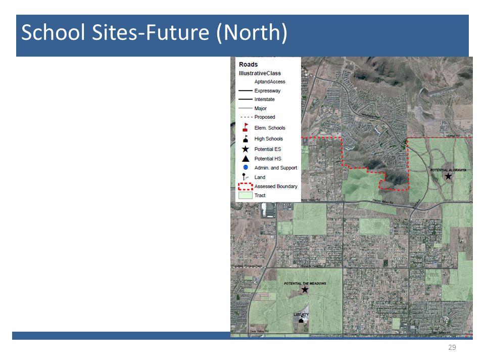 29 School Sites-Future (North)