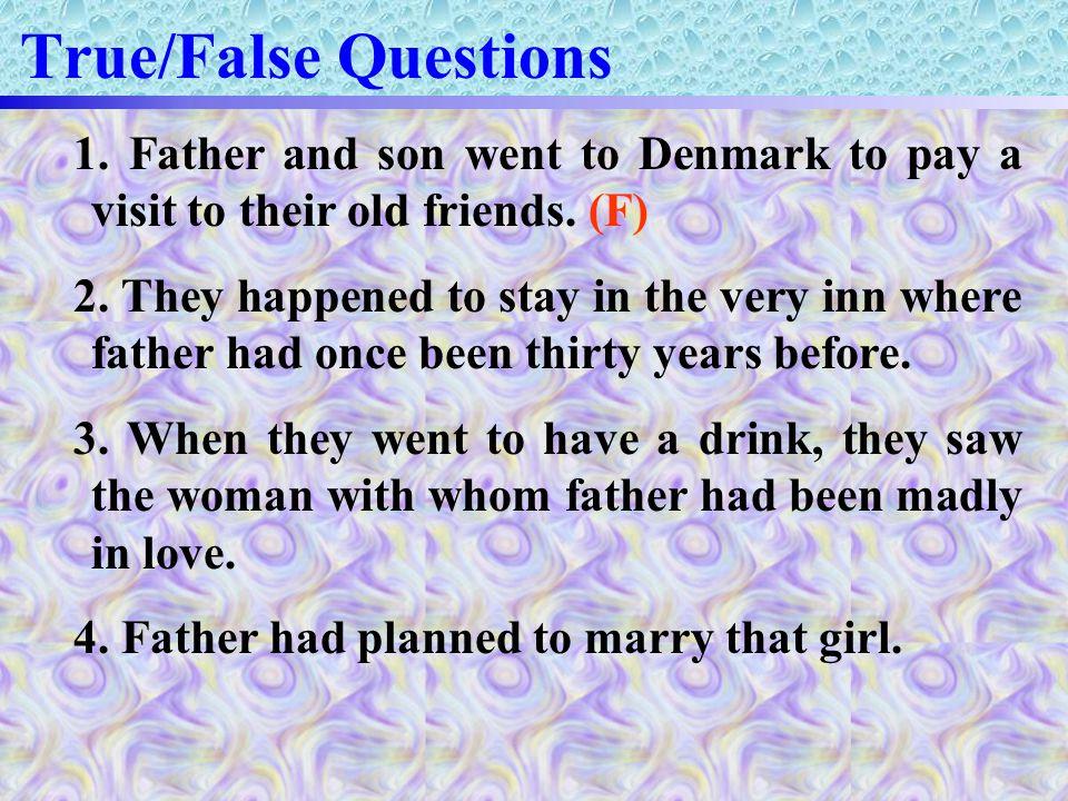 It isn't in Denmark or any European country. 在丹麦或其他欧洲国家不是这样写日期的。 Sentence Explanation Return