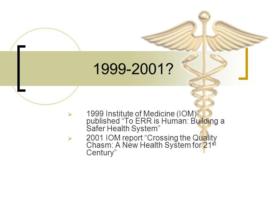 1999-2001.