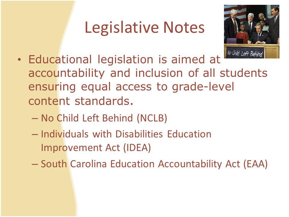 South Carolina Assessments