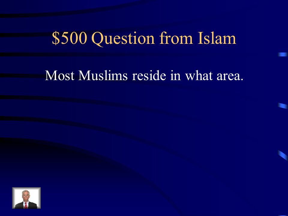$400 Answer from Islam Muslims