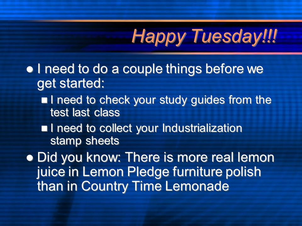 Happy Tuesday!!.