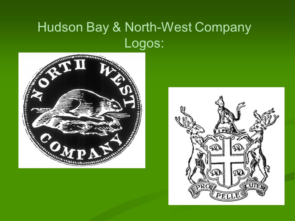 Hudson Bay & North-West Company Logos: