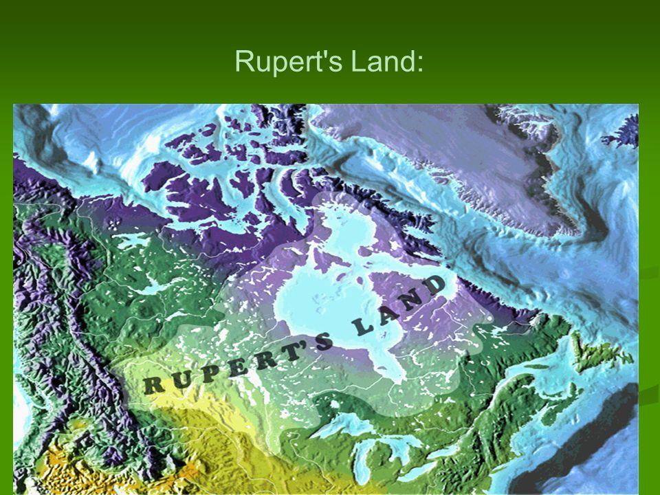 Rupert s Land: