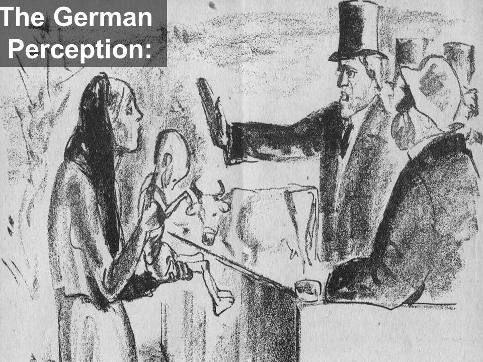 The German Perception: