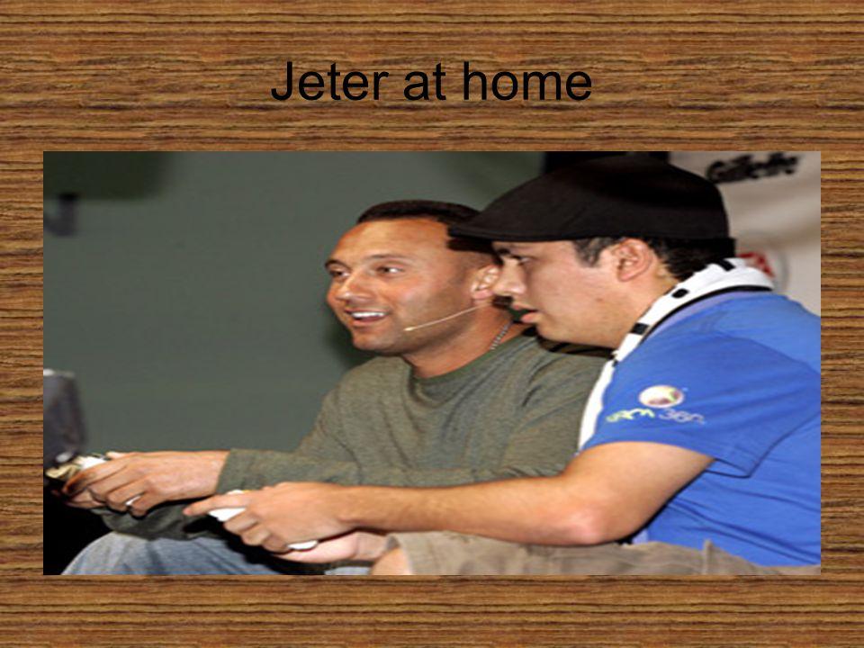 Jeter Merchandise