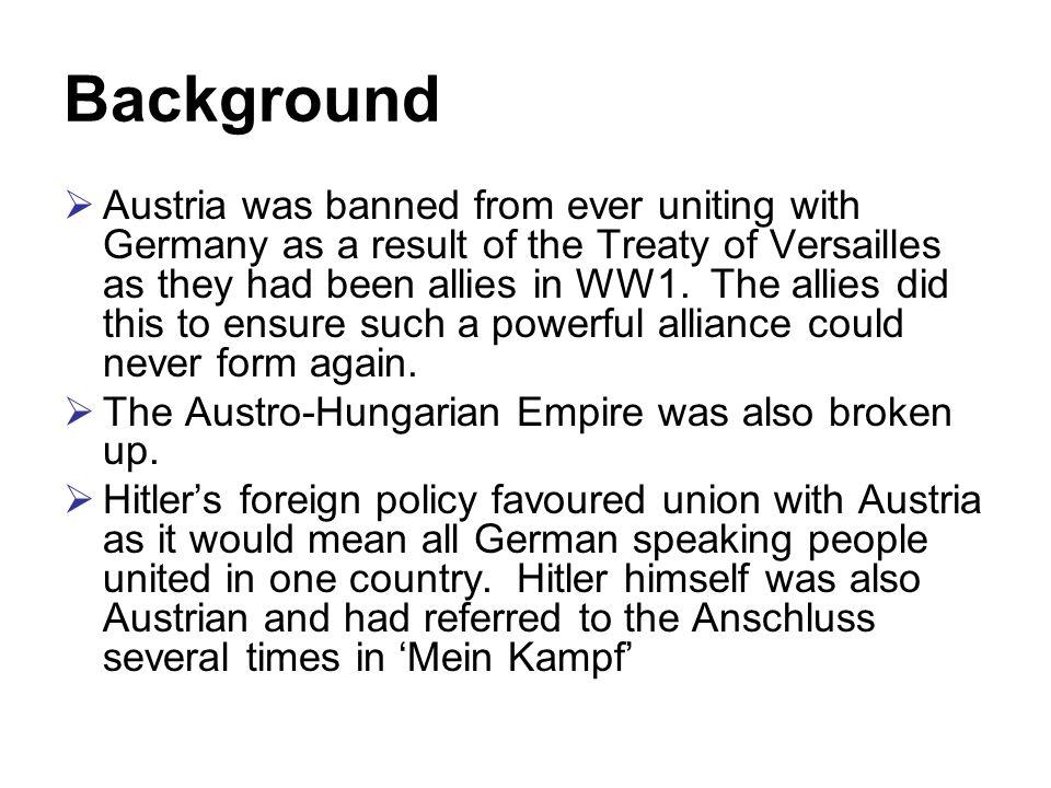 The Hossbach Memorandum.