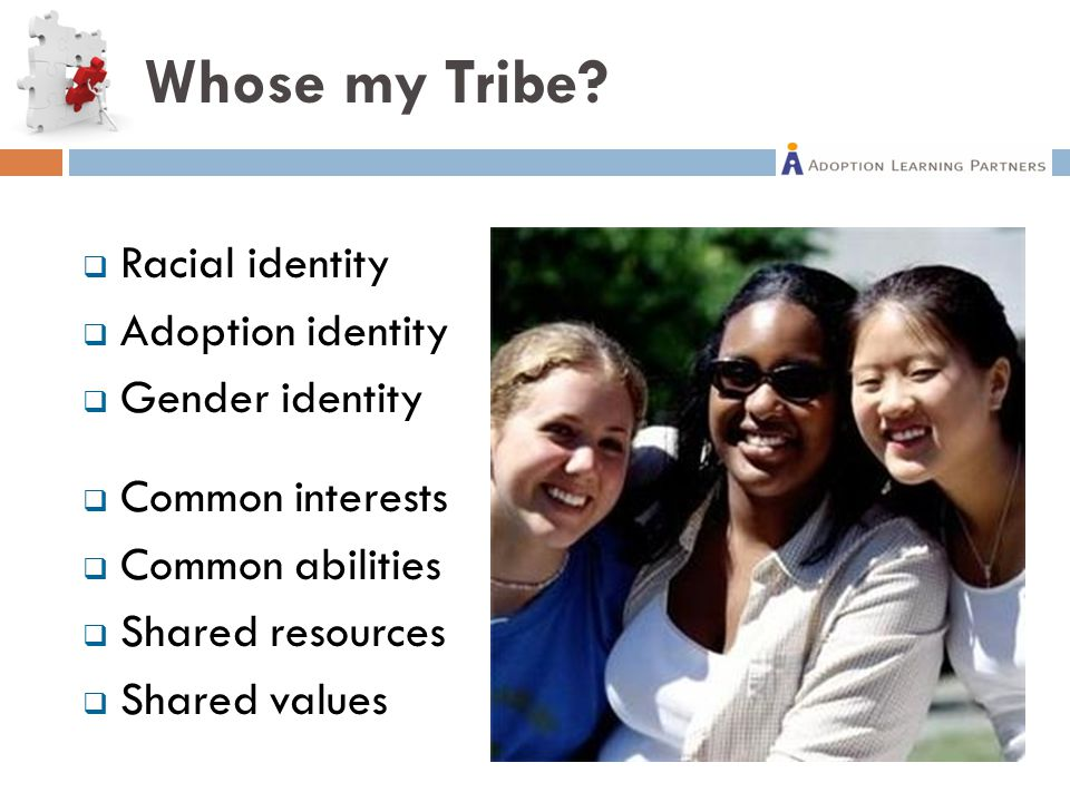 Whose my Tribe.
