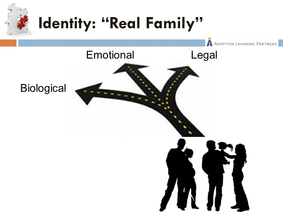 Identity: Real Family Biological EmotionalLegal