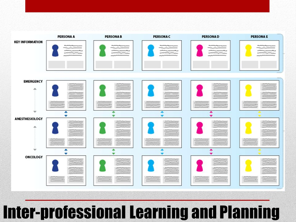 Inter-professional Learning and Planning