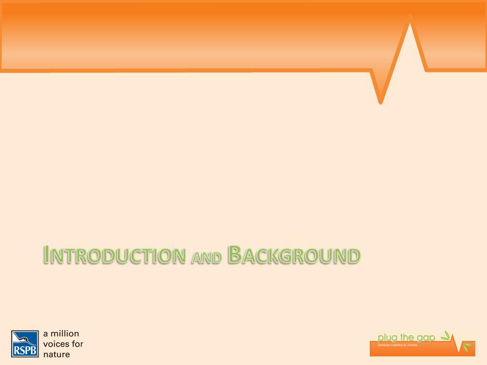 Step 1: Create an RFV matrix
