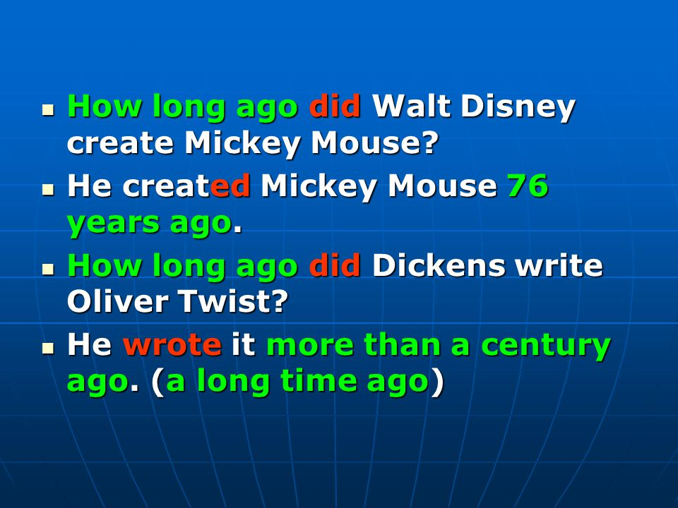 How long ago did Walt Disney create Mickey Mouse. How long ago did Walt Disney create Mickey Mouse.