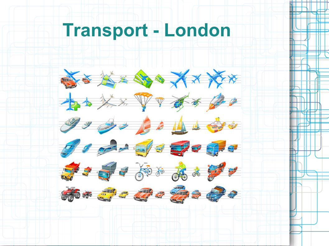 Transport - London