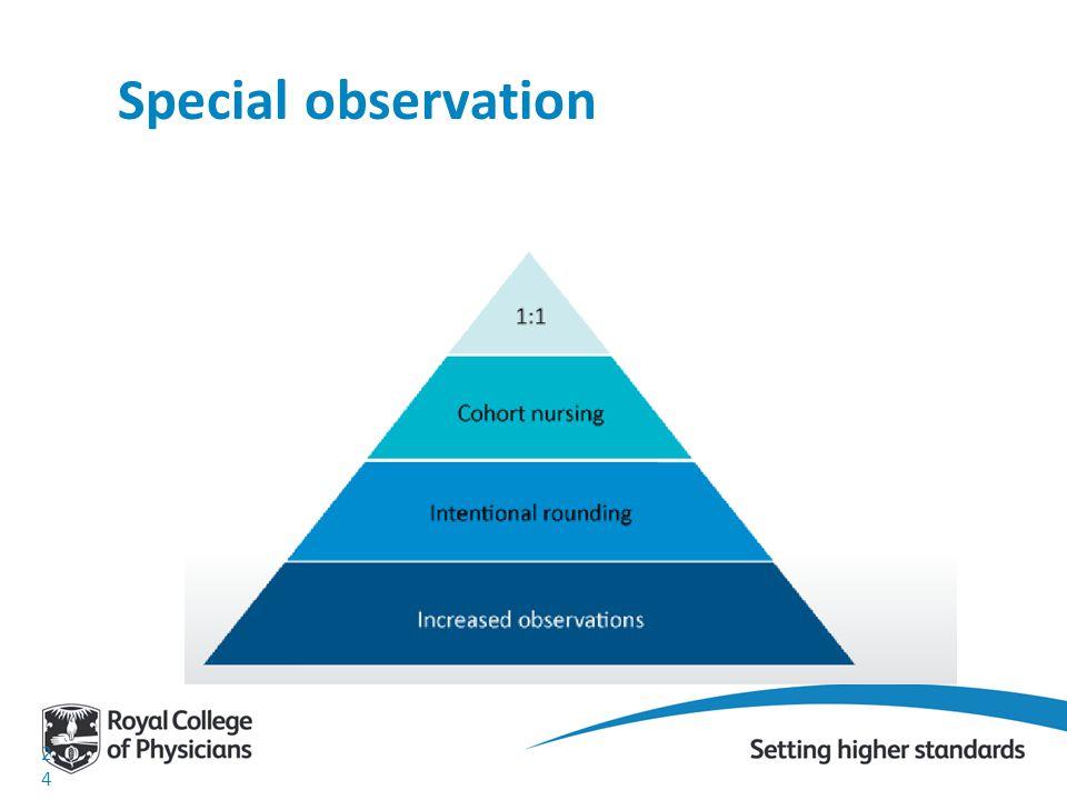 Special observation 24