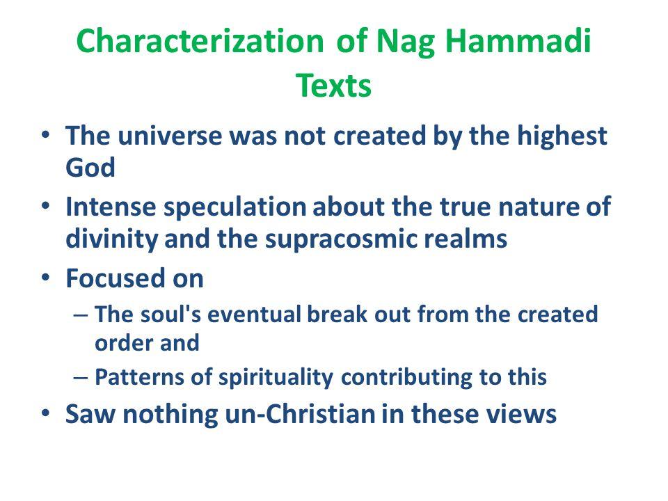 Nag Hammadi Surrounding Terrain