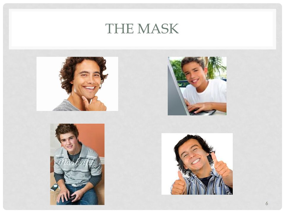 THE MASK 6